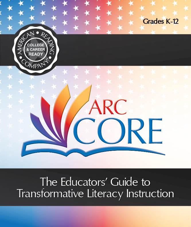 Arc American Reading Company Core 2017 Kindergarten Edreports