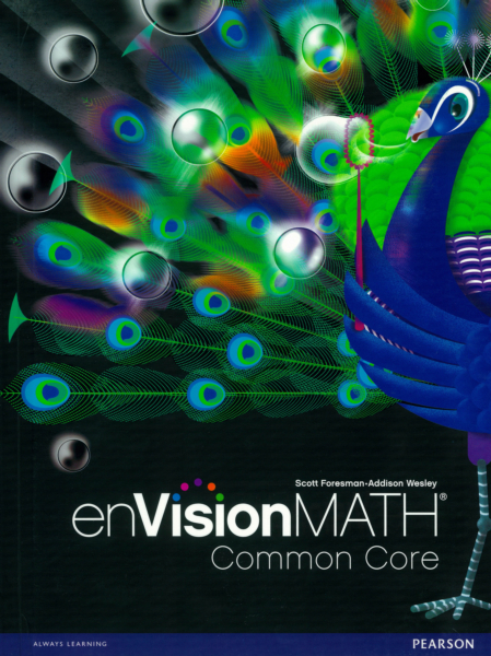 envision math grade 5 accessment package LOOSE LEAF(tests and keys)