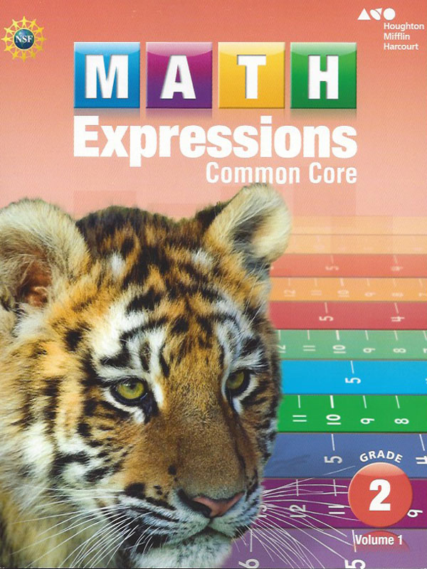 Math Expressions (2013), Second Grade - EdReports.org