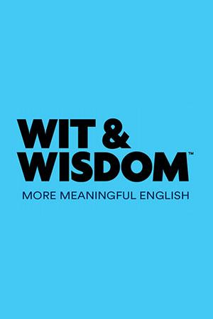 Wit & Wisdom (2016), Third Grade - EdReports.org